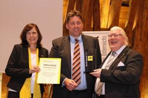Audio2 erhält Beryll-Award