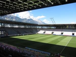 Innsbruck tivolo Stadion
